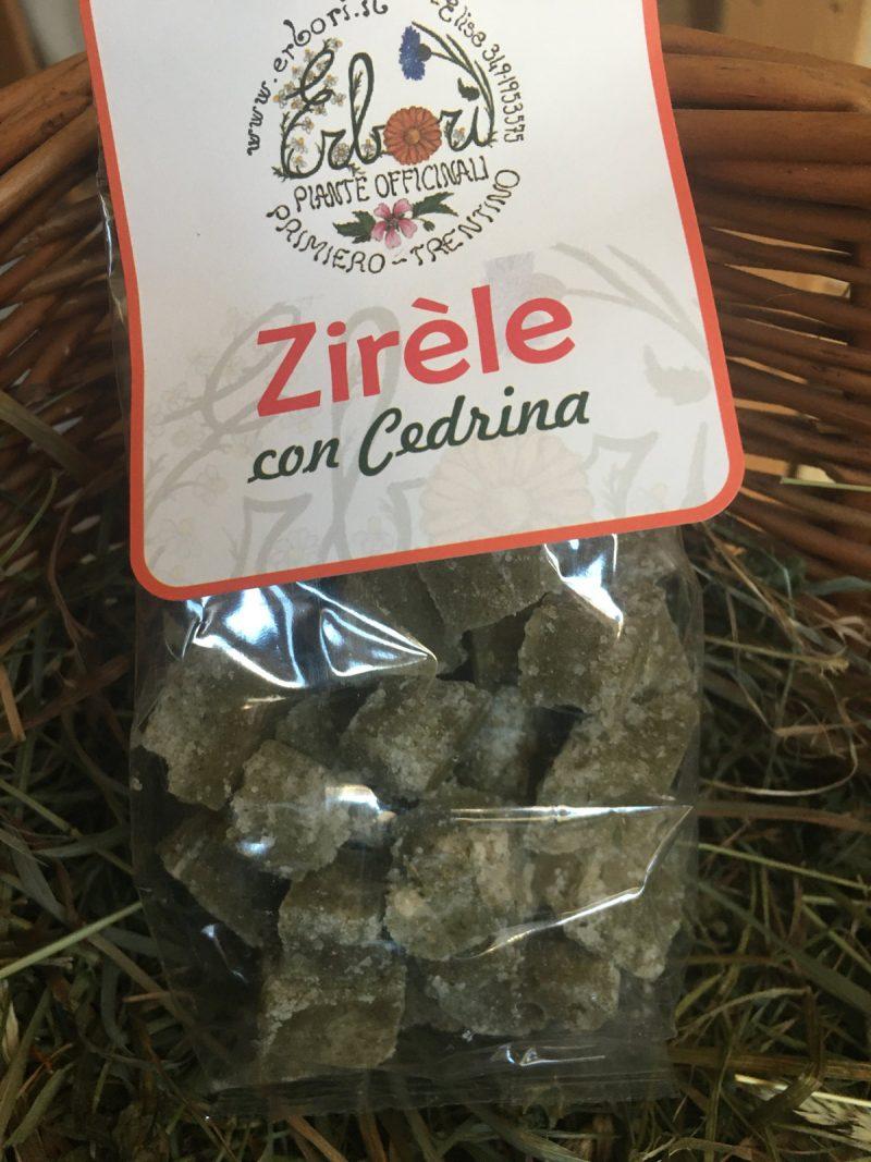 Zirèle con Cedrina